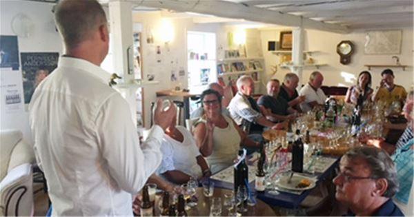 Whiskyprovning med Stefan Sjönvall