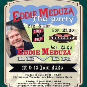 Eddie Meduza The party