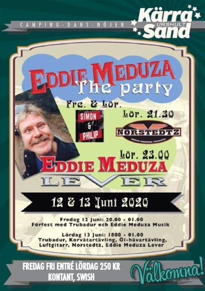 Eddie Meduza The party