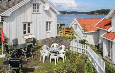 Staubø/Tvedestrand - NAS013