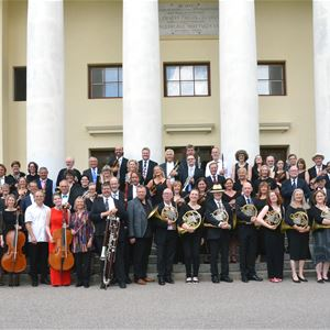 Bergslagens Kammarsymfoniker Festkonsert - INSTÄLLT