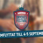 FLYTTAD - Sandvikens dryckesfestival