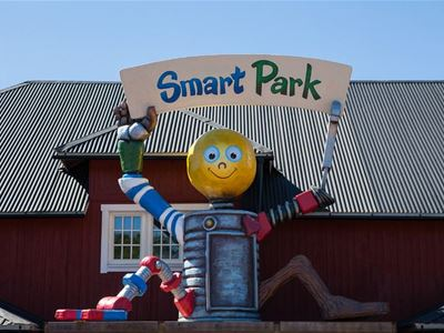 Family package: Smart Park in Eckerö