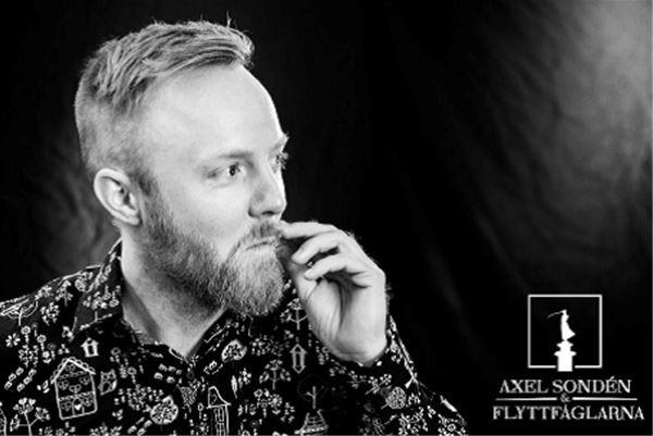 Kvarnens vänner kulturprogram - Axel Sondén & Flyttfåglarna med 123 strängar