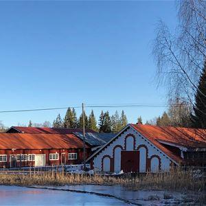 Industri-historisk guidetur i Garpenberg