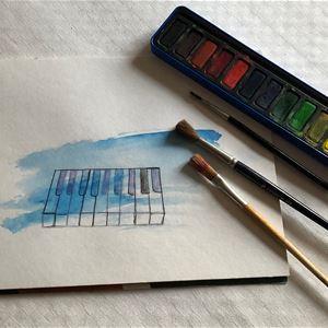 Kom och måla