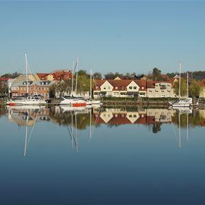 Stadsvandring med Sölvesborgsbron