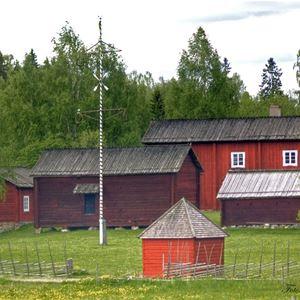 """Öppet hus """"I stugur, föjs och lir"""", Gammelgården Svärdsjö INSTÄLLT"""