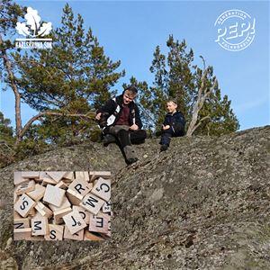 The letter hunt - Karlskrona ski and orienteering club