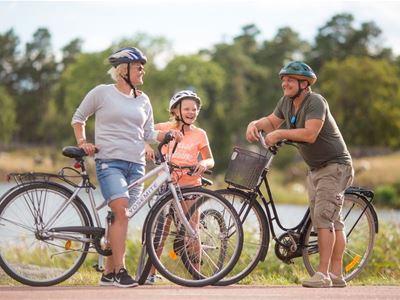 Ålandsresor: Biking package incl hotel Park Alandia
