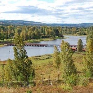 Fisketävling vid Flottbron