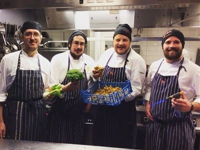 Ålandsresor: Mickes Tasting Menu and Kastelholm Guesthouse