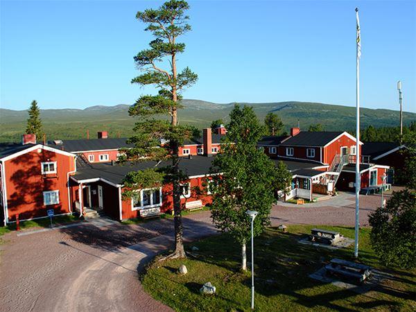 STF Grövelsjön Fjällstation