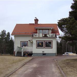 Vasaloppet. Privatrum M537, Landsvägen, Östnor, Mora