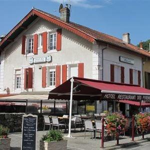 © otnb, HPH154 - Petit hôtel au milieu d'un village typique des Pyrénées