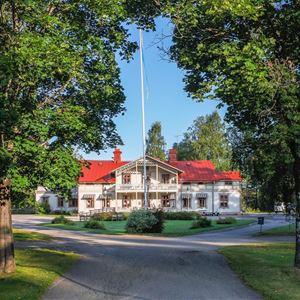 Borrgården B&B Hostel Vandrarhem Boende Ljusdal Hälsingland