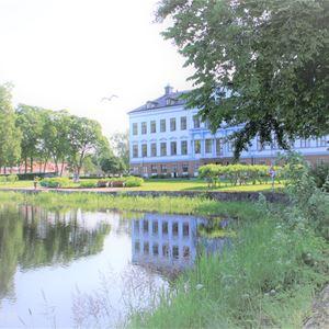 Ställplatser - Gysinge Herrgård