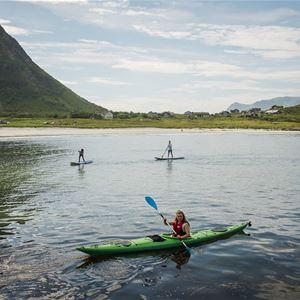 © Hov Camping, Hov Gård, Kayaking by Hov Camping
