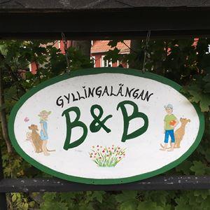 Immeln B&B Gyllingalängan