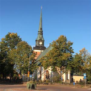 Gustav Vasa i Mora 1520-2020 - Medeltiden i Mora kyrka