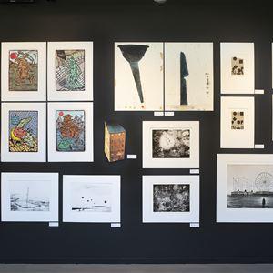 Grafiktriennalen XVI - Nordic Contemporary Print Triennial 2020