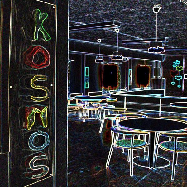 Uteaktiviteter på Kosmos