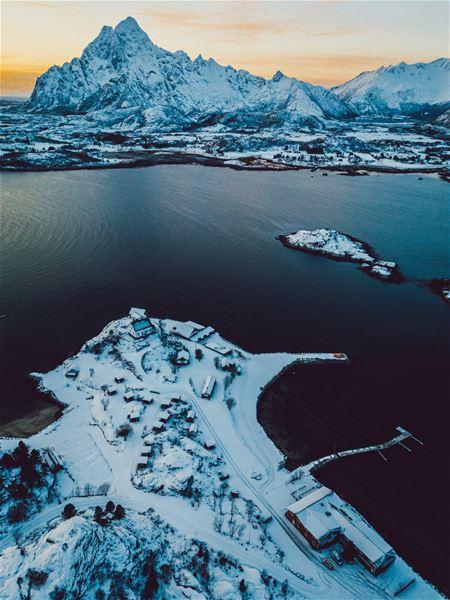 @stineogjarlen,  © Skårungen AS, Oversiktsbilde av Skårungen