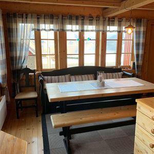 Skipnes Event,  © Skipnes Event, Living room cabin Smines - Skipnes Event