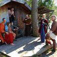 Bastu & lögardag på Vikingabyn - Slutet sällskap
