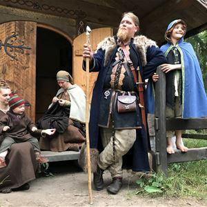 Vikingatida lekdag!