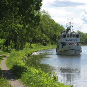 STF Tåtorp Café & Logi Göta kanal