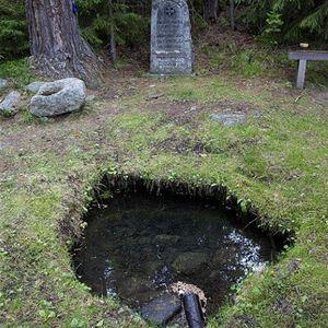 Sankt Olavs källa Borgsjö