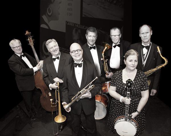INSTÄLLT! Från Harlem till Nalen med Peter Lind and the Cabaret Band, Öregrund