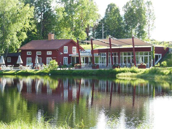Växbo Krog ställplatser husvagnsplatser husbilsplatser camping Hälsingland
