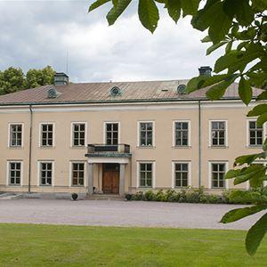 Guidning på Hofors Herrgård