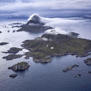 Eivind Natvig,  © Eivind Natvig, Littleisland Lighthouse and the islands