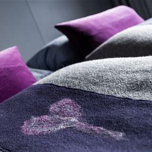Christopher Bouvier,  © Christopher Bouvier, Litløy Fyr - seng med detalje