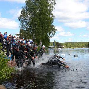 Vansbro Triathlon- Olympisk distans NYTT DATUM