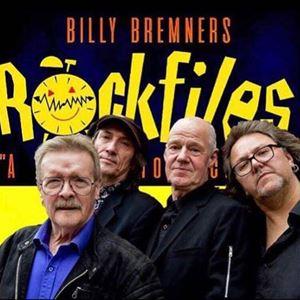 Konsert med Billy Bremner´s Rockflies