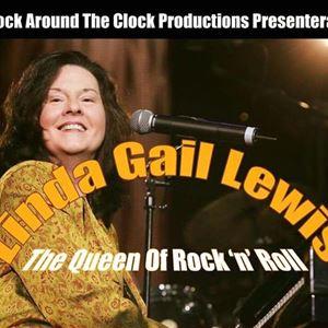 Konsert med Linda Gail Lewis