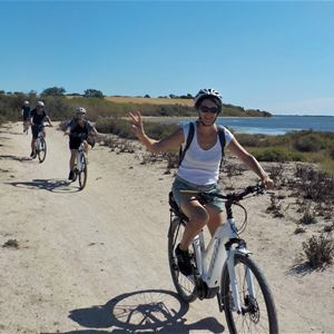 SALINES OF VILLENEUVE GETAWAY WITH « LES CYCLES DU TERROIR »