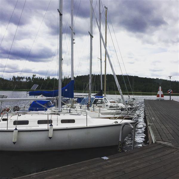Hudiksvall's Guest Marina