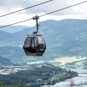 HAFJELL - Alpinlandsbyen