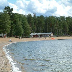 Hedåsen - badplats