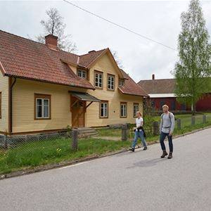 Ebbamåla Bruk - Bed and Breakfast