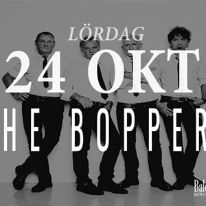 The Boppers på Balders Hage