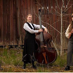 Konsert på Nyfiket - Trio Kviga