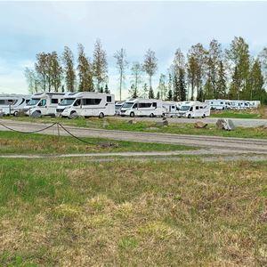 Ställplatser för husbilar - Axmar Brygga
