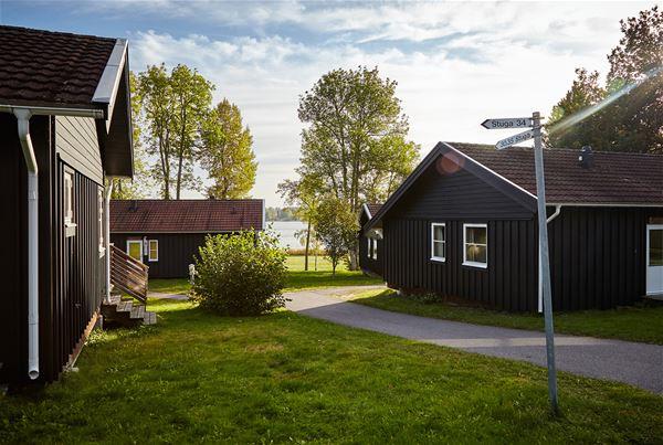 Bohman & Sjöstrand Ab,  © Bohman & Sjöstrand Ab, Marholmen stugor