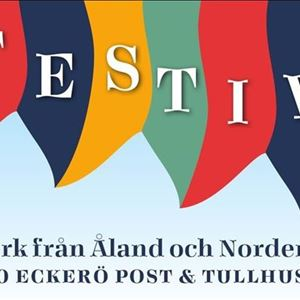 Crafts exhibition Festival at Eckerö Post & Customs House